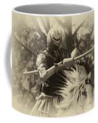 Medieval Jousting Coffee Mug