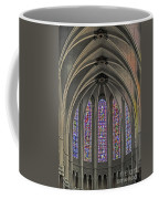 Medieval Stained Glass Coffee Mug