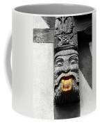 Medieval Statue Coffee Mug