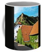 Medieval Street Coffee Mug