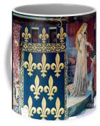 Medieval Tapestry Coffee Mug