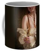 Medieval Tudor Woman Coffee Mug