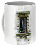 Medieval Window With Iron Grilles Coffee Mug