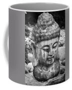 Meditation Bw Coffee Mug