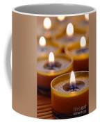 Meditation Candles Path Coffee Mug