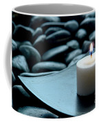 Meditation  Coffee Mug by Olivier Le Queinec
