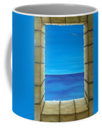 Meditation Coffee Mug by Pamela Allegretto
