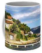 Mediterranean Coast Of French Riviera Coffee Mug