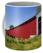 Medora Covered Bridge Coffee Mug