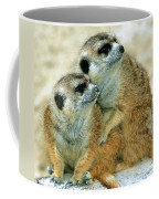 Meerkats Coffee Mug