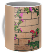 Meet In The Middle Coffee Mug by Laurie Search
