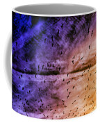 Meet Me Halfway Across The Sky 3 Coffee Mug by Angelina Vick