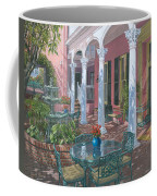 Meeting Street Inn Charleston Coffee Mug by Richard Harpum