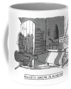 Megadeath Comes For The Archbishop 'did You Bring Coffee Mug