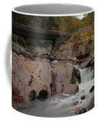 Meigs Falls In Autumn Coffee Mug