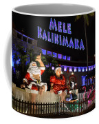 Mele Kalikimaka Coffee Mug