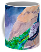 Mellow Peacock Coffee Mug