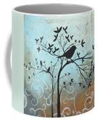 Melodic Dreams By Madart Coffee Mug