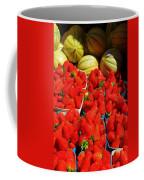 Melons And Strawberries Coffee Mug