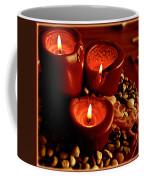 Melted Candles Coffee Mug