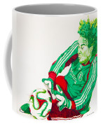 Memo Ochoa Drawing Coffee Mug