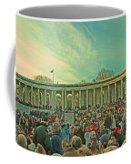 Memorial Amphitheater At Arlington National Cemetery Coffee Mug by Tom Gari Gallery-Three-Photography