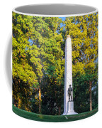 Memorial At Fort Donelson Coffee Mug