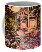 Memorial Bridge Coffee Mug