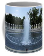 Memorial Fountain Washington Dc Coffee Mug