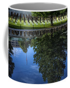 Memorial Reflecting Pool Coffee Mug