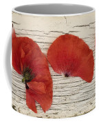 Memories Of A Summer Horizontal Coffee Mug by Priska Wettstein