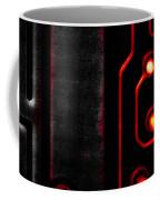 Memory Chip Bwr Coffee Mug