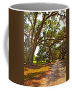 Memory Lane Oil Coffee Mug