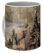 Memory Of Spain Coffee Mug by Victor Hugo