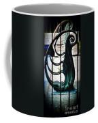 Memory Of Yesterday Swims Coffee Mug