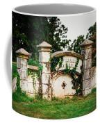 Memphis Elmwood Cemetery - Ayres Family Vault Coffee Mug