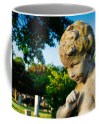 Memphis Elmwood Cemetery - Boy Angel Coffee Mug