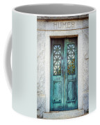 Memphis Elmwood Cemetery - Humes Crypt Coffee Mug