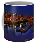 Memphis Tn Just Before Dawn Coffee Mug