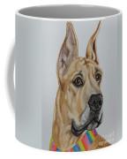 Memphis The Great Dane Coffee Mug