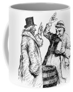 Men Drinking, 1900 Coffee Mug
