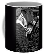Menage A Trois Coffee Mug