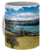 Menai Bridge 1819 Coffee Mug