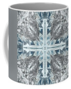 Mendenhall Glacier Cross Coffee Mug