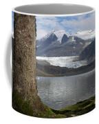 Mendenhall Glacier In Late Fall Coffee Mug