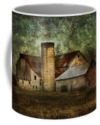 Mennonite Farm In Tennessee Usa Coffee Mug by Kathy Clark