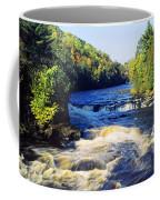 Menominee River At Piers Gorge, Upper Coffee Mug