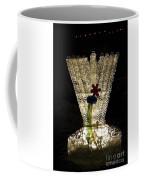 Menorah On The Square Coffee Mug