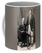 Men's Fashion, 1917 Coffee Mug
