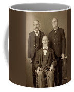 Men's Fashion, C1895 Coffee Mug